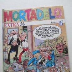 Cómics: MORTADELO EXTRA . Nº 56 EDICIONES B MUCHOS EN VENTA MIRA TUS FALTAS E8X4. Lote 246058475