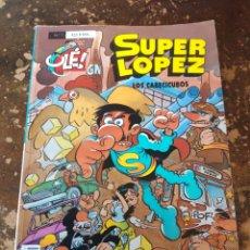 Cómics: COLECCIÓN OLÉ! SUPER LOPEZ LOS CABECICUBOS, 7 (ED. B). Lote 246085585