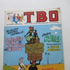 Cómics: TBO 12 EDICIONES B 1989. OPISSO, MUNTAÑOLA, BENEJAM, PERICH MUCHOS EN VENTA, MIRA TUS FALTAS E8X5. Lote 246108345