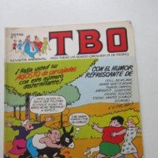 Cómics: TBO 7 EDICIONES B 1989. OPISSO, MUNTAÑOLA, BENEJAM, PERICH MUCHOS EN VENTA, MIRA TUS FALTAS E8X5. Lote 246108360