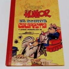 Cómics: SUPER HUMOR DOCTOR CATAPLASMA. Lote 246116500