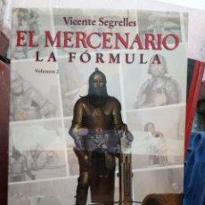 Cómics: EL MERCENARIO VOLUMEN 2. LA FÓRMULA - VICENTE SEGRELLES. Lote 246187190