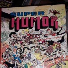 Cómics: SUPER HUMOR - VOLUMEN 43 (EDICIONES B 1987). Lote 246196850