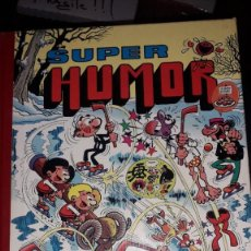 Cómics: SUPER HUMOR - VOLUMEN 38 (EDICIONES B 1987). Lote 246196880