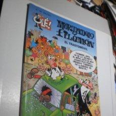 Cómics: MORTADELO Y FILEMÓN Nº 136 1998 COLOR (EN NORMAL ESTADO). Lote 246213795