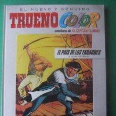 Cómics: EL NUEVO Y GENUINO TRUENO COLOR LIBRO 3 EDICIONES B. Lote 246217100