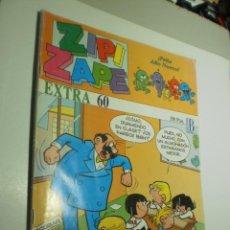 Cómics: ZIPI ZAPE EXTRA Nº 60 (BUEN ESTADO). Lote 246221880