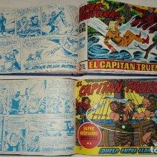 Cómics: EL CAPITAN TRUENO. EDICION FACSÍMIL. EDICIONES B. 13 TOMOS. COMPLETA. Lote 237342710
