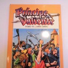Cómics: PRINCIPE VALIENTE – EDICION HISTORICA - TOMO VI (1955–1959) - EDICIONES B. Lote 246487880