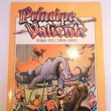 Cómics: PRINCIPE VALIENTE – EDICION HISTORICA - TOMO VIII (1962–1966) - EDICIONES B. Lote 246488070