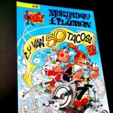 Fumetti: MUY BUEN ESTADO 1° PRIMERA EDICION MORTADELO Y FILEMON 179 EDICIONES B OLE. Lote 246876545