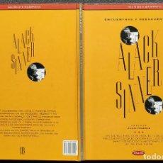Comics: MUÑOZ, SAMPAYO - ALACK SINNER - EDICIONES B CO&CO - TAPA DURA - 1ª EDICION MAYO 1993. Lote 247088535