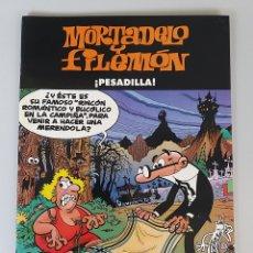 Cómics: MORTADELO Y FILEMÓN. PESADILLA. 2003. Lote 247161345