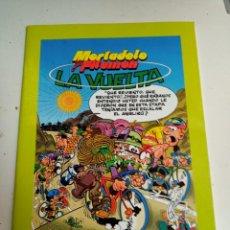 Cómics: X MORTADELO Y FILEMON LA VUELTA (EDICION ESPECIAL DE TELEFONICA). Lote 247299810