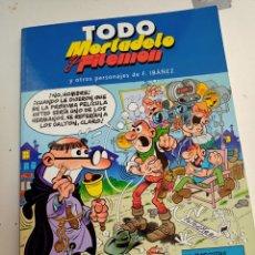 Cómics: X TODO MORTADELO Y FILEMON 2 (EDICIONES B)(VER LO QUE INCLUYE). Lote 247314365
