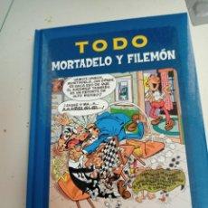 Cómics: X TODO MORTADELO Y FILEMON (TAPA DURA)(EDICIONES B)(VER LO QUE INCLUYE). Lote 247314705