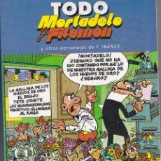 Cómics: TODO MORTADELO Y FILEMON Y OTROS PERSONAJES DE F. IBÁÑEZ Nº 29 EDITADO 2005. 1º EDICIÓN. Lote 247358200