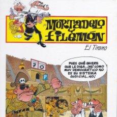 Cómics: MORTADELO Y FILEMON: EL TIRANO. EDITADO 2000 POR PLURAL. Nº 1 DE LA COLECCION.. Lote 247483990