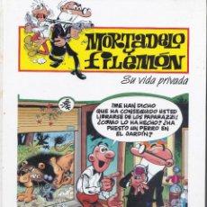 Cómics: MORTADELO Y FILEMON: SU VIDA PRIVADA. EDITADO 2000 POR PLURAL. Nº 2 DE LA COLECCIÓN.. Lote 247486570