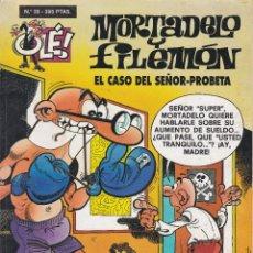 Cómics: MORTADELO Y FILEMON: EL CASO DEL SEÑOR -PROBETA. EDITADO 1998 POR EDICIONES B.. Lote 247490600