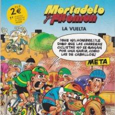Cómics: MORTADELO Y FILEMON: LA VUELTA.. Lote 247669685