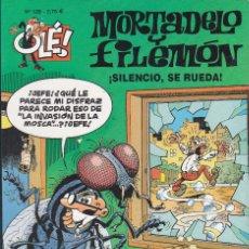Cómics: MORTADELO Y FILEMO: ! SILENCIO, SE RUEDA ¡ EDITADO POR EDICIONES B EN 2003.. Lote 247982330