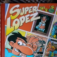 Cómics: SUPER LOPEZ Nº 3 - SUPER HUMOR. Lote 248406575