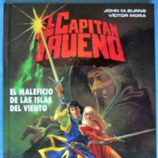 Cómics: EL CAPITÁN TRUENO Nº2 - EL MALEFICIO DE LAS ISLAS DEL VIENTO - EDICIONES B. ''MUY BUEN ESTADO''. Lote 248413995