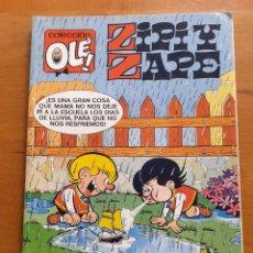 Comics: COLECCIÓN OLÉ. ZIPI Y ZAPE-Nº 390. Lote 248960000