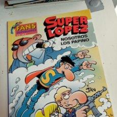 Cómics: X SUPER LOPEZ FANS 39 NOSOTROS LOS PAPINOS (EDICIONES B). Lote 248962665
