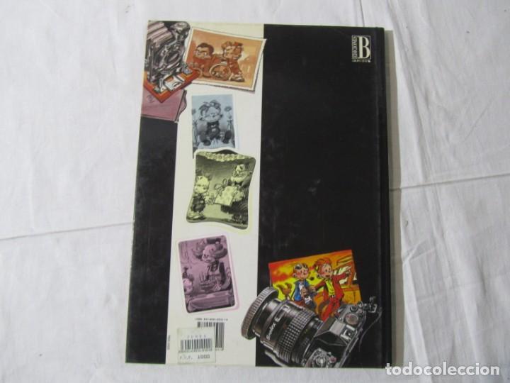 Cómics: 3 números (1 + 2 +3) de El pequeño Spirou, Ediciones B 1990-1992-1993, tapa dura - Foto 7 - 249237880