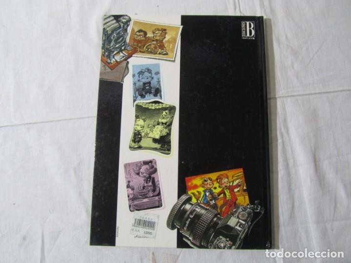 Cómics: 3 números (1 + 2 +3) de El pequeño Spirou, Ediciones B 1990-1992-1993, tapa dura - Foto 10 - 249237880