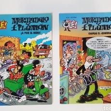 Cómics: MORTADELO Y FILEMÓN - N° 60 Y 99 - OLE!. Lote 250124710