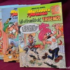"""Cómics: LOTE 6 COMICS MORTADELO Y FILEMON """" MAGOS DEL HUMOR """" TAPA DURA 50 ANIVERSARIO. Lote 251194245"""