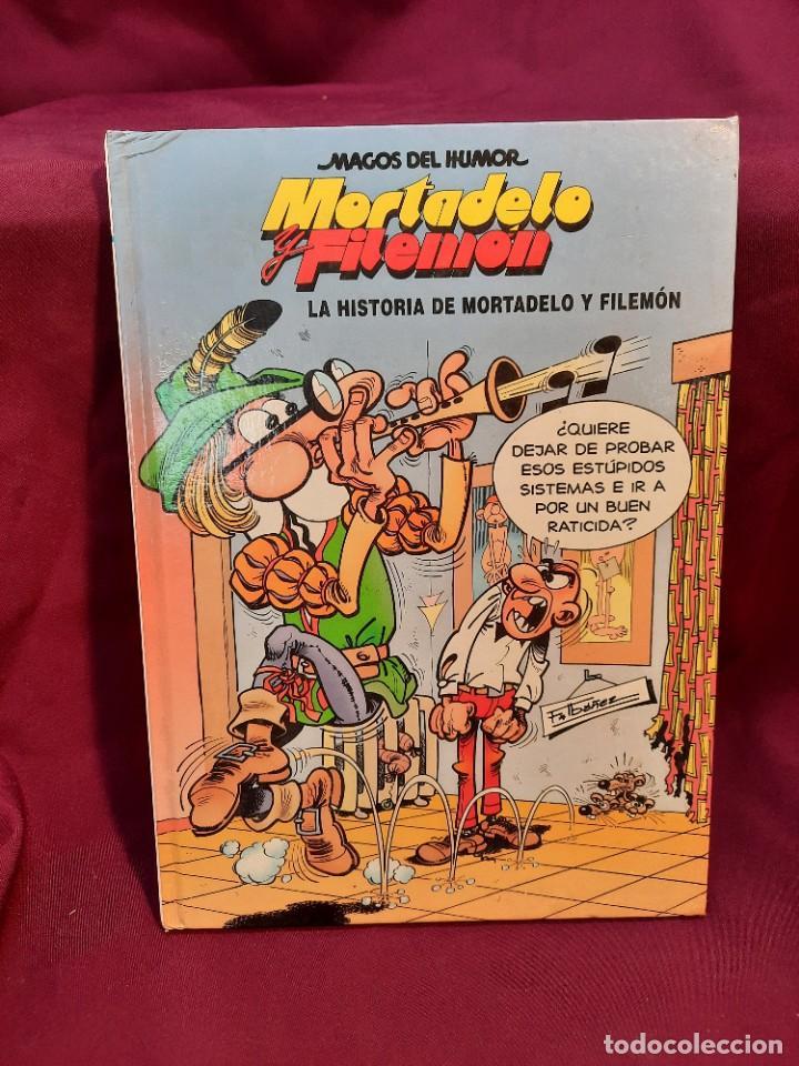 """Cómics: LOTE 6 COMICS MORTADELO Y FILEMON """" MAGOS DEL HUMOR """" TAPA DURA 50 ANIVERSARIO - Foto 3 - 251194245"""