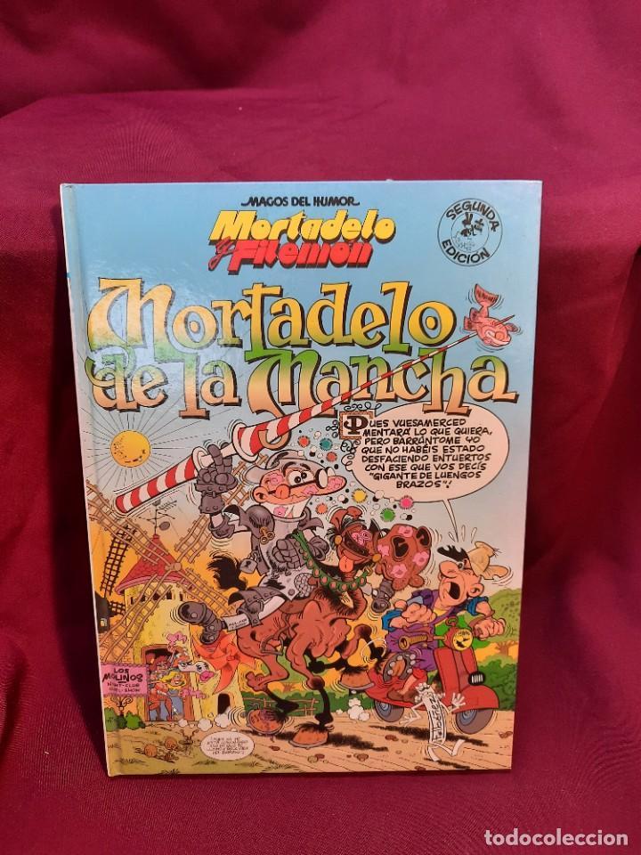 """Cómics: LOTE 6 COMICS MORTADELO Y FILEMON """" MAGOS DEL HUMOR """" TAPA DURA 50 ANIVERSARIO - Foto 7 - 251194245"""