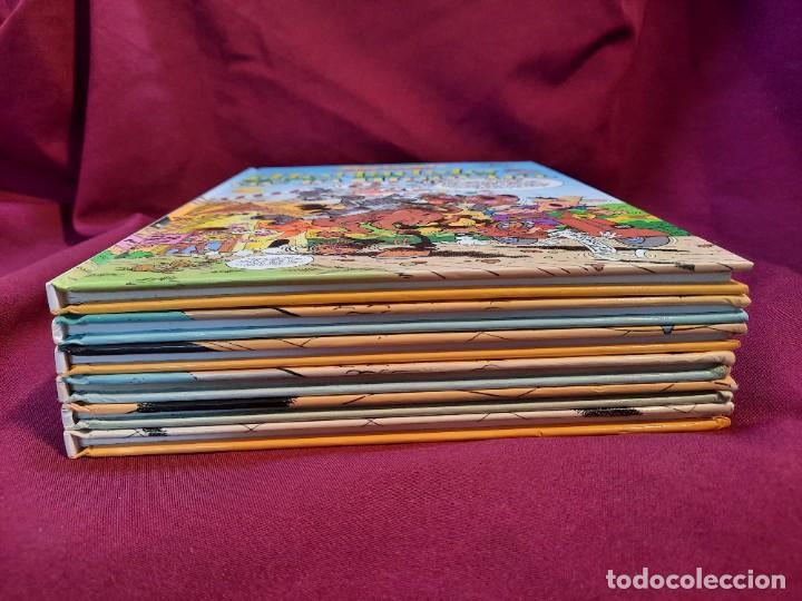 """Cómics: LOTE 6 COMICS MORTADELO Y FILEMON """" MAGOS DEL HUMOR """" TAPA DURA 50 ANIVERSARIO - Foto 9 - 251194245"""