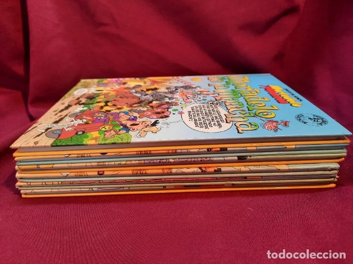 """Cómics: LOTE 6 COMICS MORTADELO Y FILEMON """" MAGOS DEL HUMOR """" TAPA DURA 50 ANIVERSARIO - Foto 10 - 251194245"""