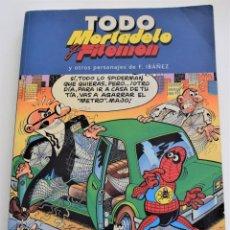 Cómics: TODO MORTADELO Y FILEMÓN Nº 10 - EDICIONES B. Lote 251199975