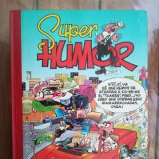 Cómics: SUPER HUMOR MORTADELO. Nº 30. 1ª EDICIÓN 1998. EDICIONES B. Lote 251280290