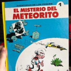 Cómics: EL MISTERIO DEL METEORITO - AVENTURAS DE LOS PEQUES 1 - SERON EDICIONES B. Lote 251362605