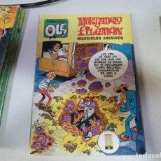 Cómics: MORTADELO Y FILEMON OLE 1ª EDICION B 1989. Lote 251486180
