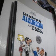 Cómics: LOS SEÑORES DE ALCORCÓN Y EL HOLGAZÁN DE PEPÓN. SEGURA. EDICIÓN ESPECIAL COLECCIONISTA (PRECINTADO). Lote 251683320