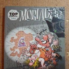 Cómics: COMIC TOP COMIC MORTADELO DEL AÑO 2003 Nº 6. Lote 251995970