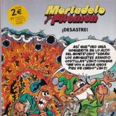 Cómics: ¡DESASTRE! - MORTADELO Y FILEMÓN - EDICIONES B. Lote 252107915
