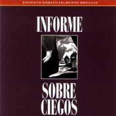 Comics: INFORME SOBRE CIEGOS. ALBERTO BRECCIA. Lote 252441250