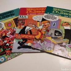 Cómics: LOTE 3 MORTADELO Y FILEMÓN EDICIONES B. Lote 252695350