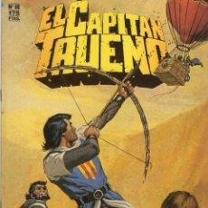 Comics : EL CAPITAN TRUENO Nº 68 (EDICION HISTORICA) EDICIONES B - MUY BUEN ESTADO. Lote 252774130