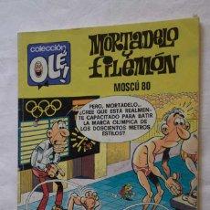 Cómics: MORTADELO Y FILEMON, MOSCU 80 - COL OLE - ED B 1992. Lote 252881720