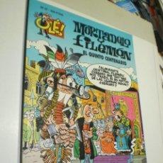 Cómics: OLÉ MORTADELO Y FILEMÓN Nº 47 1994 QUINTO CENTENARIO (BUEN ESTADO). Lote 253033690